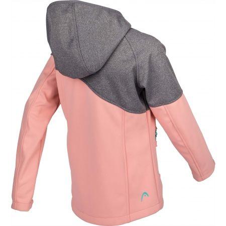 Dívčí softshellová bunda - Head BARDOT - 3