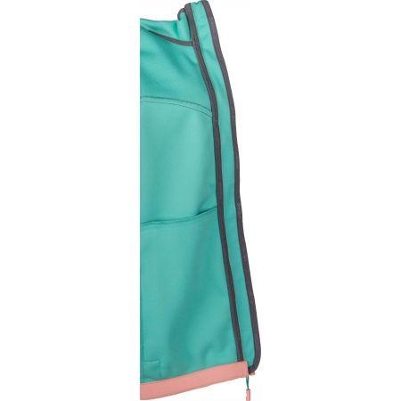Dívčí softshellová bunda - Head BARDOT - 4