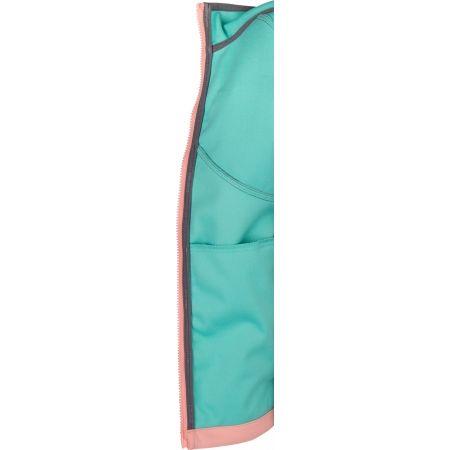 Dívčí softshellová bunda - Head BARDOT - 5