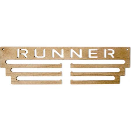 Runto VĚŠÁK NA MEDAILE RUNNER