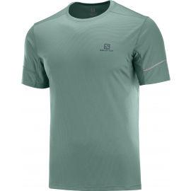 Salomon AGILE SS TEE M - Pánské triko