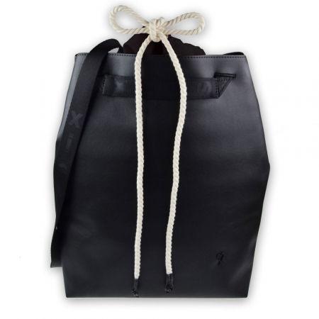 XISS BLACK CITY BLACK - Městský batoh