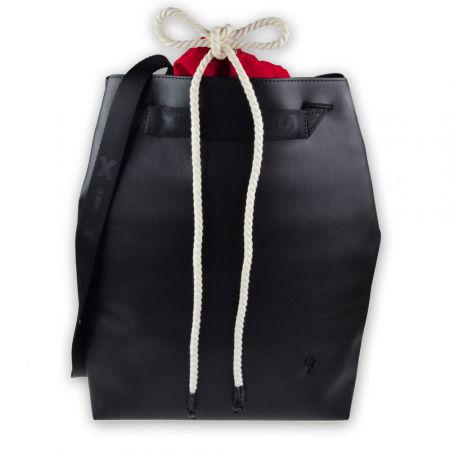 XISS BLACK CITY RED - Městský batoh