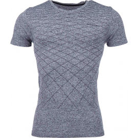 Arcore GREY - Pánské bezešvé triko