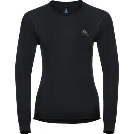 Odlo SUW WOMEN'S TOP L/S CREW NECK ACTIVE WARM - Dámské tričko