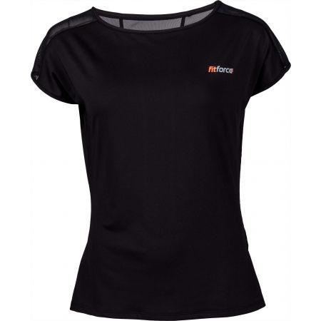 Fitforce CLAVI - Dámské fitness triko
