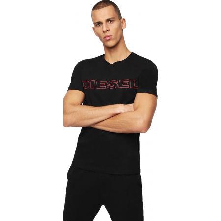 Diesel UMLT-JAKE MAGLIETTA - Pánské tričko