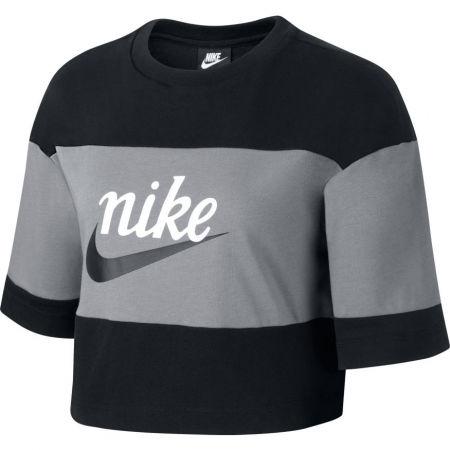 Dámské tričko - Nike NSW VRSTY TOP SS W - 1