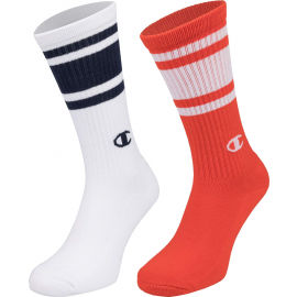 Champion CREW SOCKS FASHION X2 - Unisex ponožky
