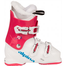 Alpina AJ3 GIRL - Dívčí obuv na sjezdové lyžování