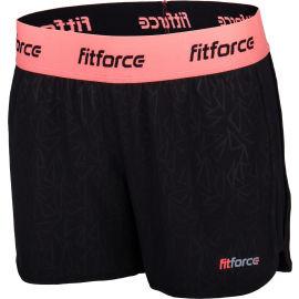 Fitforce RONY - Dámské fitness šortky