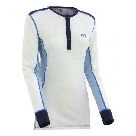 KARI TRAA FLETTE LS - Dámské sportovní triko