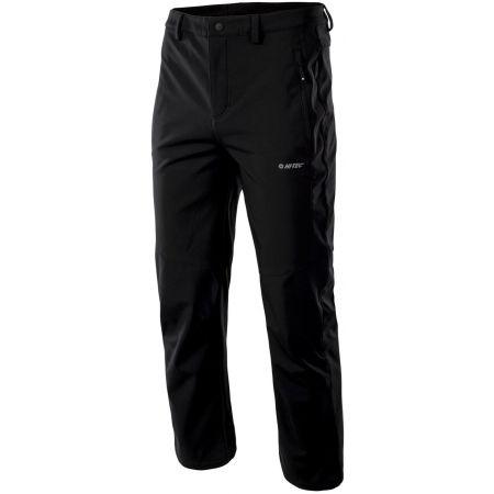 Hi-Tec MONTIN - Pánské softshellové kalhoty