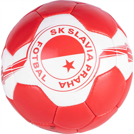 Fotbalový míč - Quick SLAVIA - 1