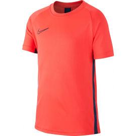 Nike DRY ACDMY TOP SS B - Chlapecké fotbalové tričko