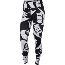 Nike NSW ICN CLSH LGGNG AOP W - Dámské legíny