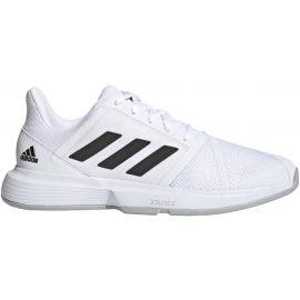 adidas COURTJAM BOUNCE - Pánská tenisová obuv