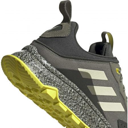 Pánská trailová obuv - adidas RESPONSE TRAIL - 8