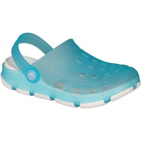 Coqui JUMPER FLUO - Dětské sandály