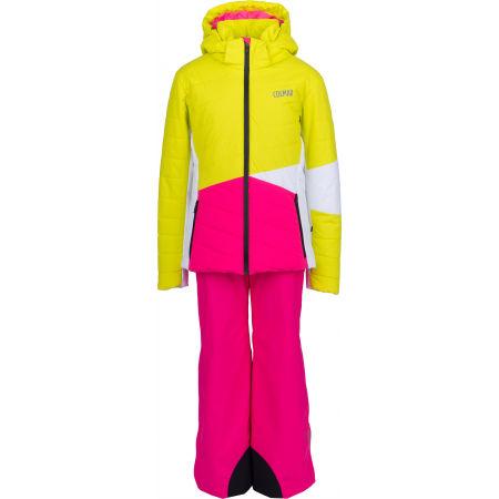 Colmar JR GIRL 2-PC-SUIT - Dívčí lyžařský set