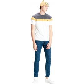 Levi's THE ORIGINAL TEE GOLDEN PLOVER STRIPE FO - Pánské tričko