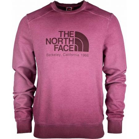 The North Face WASHED BC-EU DEEP M - Pánská mikina