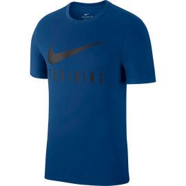 Nike DRY TEE NIKE TRAIN M - Pánské tričko