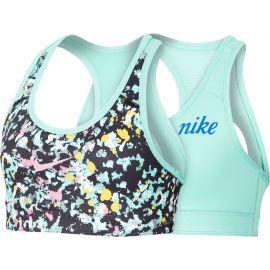 Nike CL REVERSIBLE BRA JDIY G - Dívčí oboustranná podprsenka