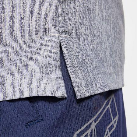 Chlapecké tréninkové tričko - Nike CORE SS PERF TOP HTHR B - 4