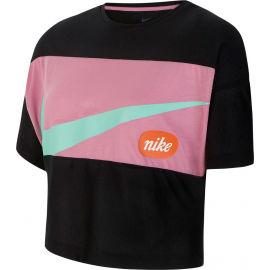 Nike TOP SS JDIY G - Dívčí tričko
