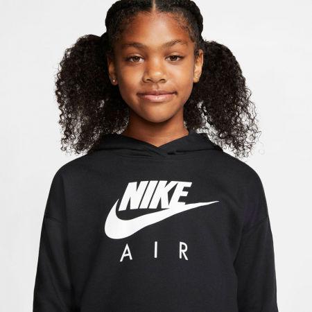 Dívčí mikina - Nike NSW NIKE AIR CROP HOODIE G - 5