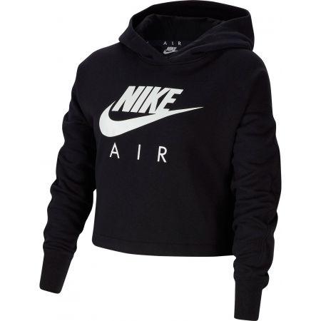 Dívčí mikina - Nike NSW NIKE AIR CROP HOODIE G - 1