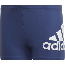 adidas YOUTH BOYS BOS BOXER - Chlapecké plavky