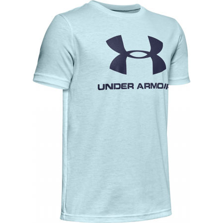 Chlapecké triko - Under Armour SPORTSTYLE LOGO SS - 1