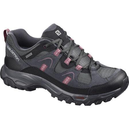 Salomon FORTALEZA GTX W - Dámská outdoorová obuv
