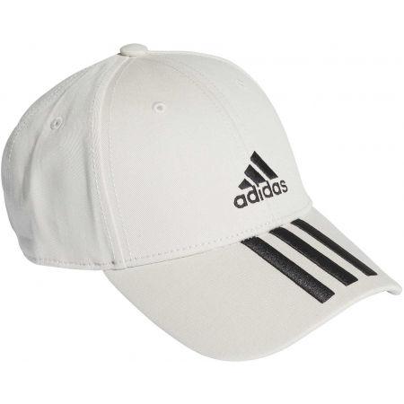adidas BASEBALL 3 STRIPES CAP COTTON - Kšiltovka
