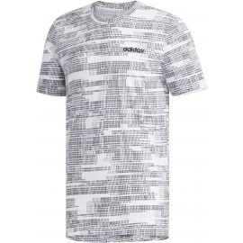 adidas MENS ESSENTIAL AOP TEE - Pánské tričko