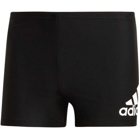 adidas FIT BX BOXER SWIM - Pánské plavky