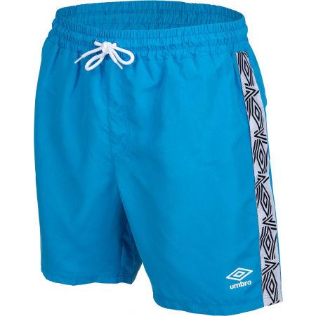 Umbro TAPED SWIM SHORT - Pánské plavecké šortky