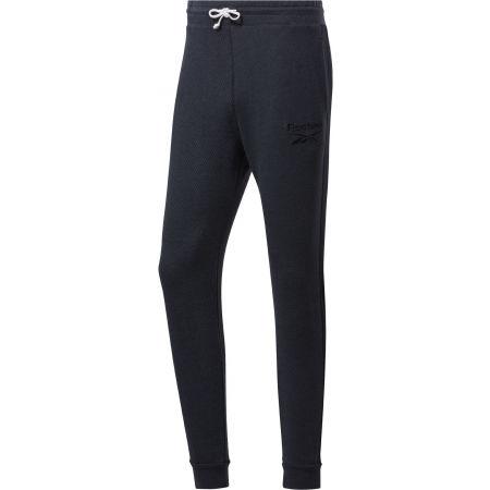 Reebok TE MELANGE PANT - Pánské kalhoty