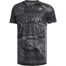 adidas OWN THE RUN TEE - Pánské sportovní tričko