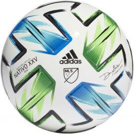 adidas MLS NATIVO XXV MINI - Mini fotbalový míč