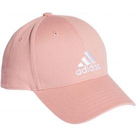 adidas BBALL CAP COT - Dámská kšiltovka