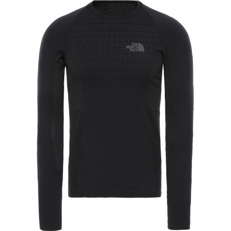 The North Face SPORT L/S CR N - Pánké tričko