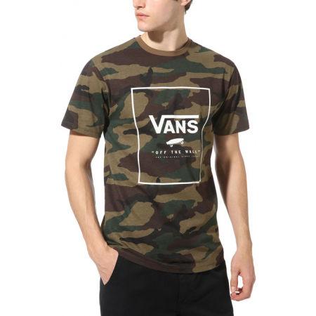 Pánské triko - Vans PRINT BOX - 2