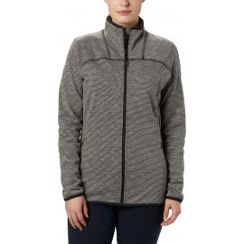 Columbia FIRWOOD CAMP STRIPED FLEECE FZ - Dámská mikina