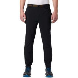 Columbia LODGE WOVEN JOGGER - Pánské outdoorové kalhoty