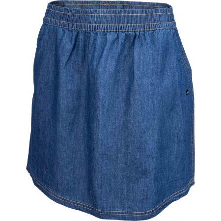 Dámská plátěná sukně džínového vzhledu - Willard LELA - 1