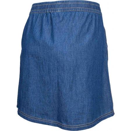 Dámská plátěná sukně džínového vzhledu - Willard LELA - 3