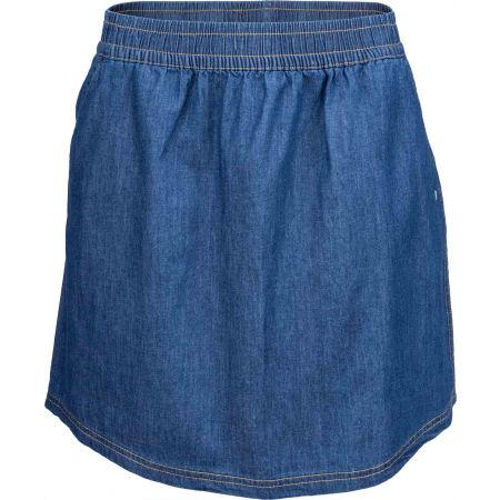 Dámská plátěná sukně džínového vzhledu - Willard LELA - 2